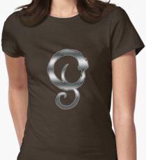 Forsaken Auspice: Cahalith Womens Fitted T-Shirt
