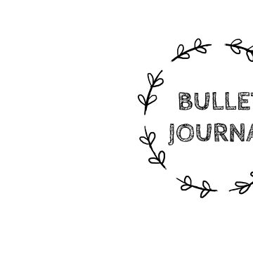 Simple bullet journal by ChromeLion