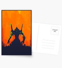 Evangelion Cartes postales
