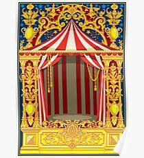 Carnival Circus Poster