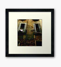 Untitled Venice Framed Print