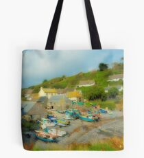 Cadgwith Cove Tote Bag
