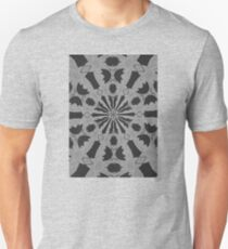 Asphalt and Burning Rubber Unisex T-Shirt