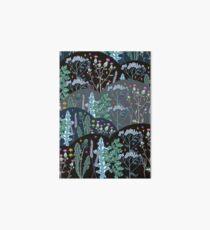 Summer meadow Art Board Print
