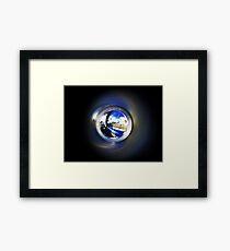 Fisheye Framed Print
