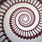 MOMA spiral chairs by John Dalkin