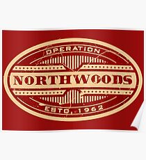 NORTHWOODS Poster