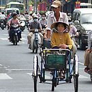Pedicab by Daryl Davis