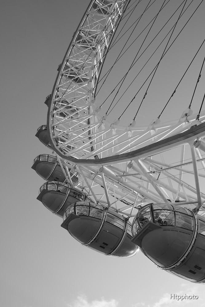 London Eye by Htpphoto