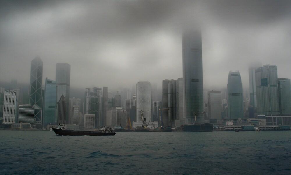 Hong Kong by James Wedge