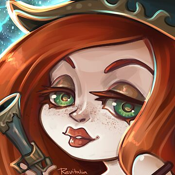 Miss Fortune by Artgenevieve