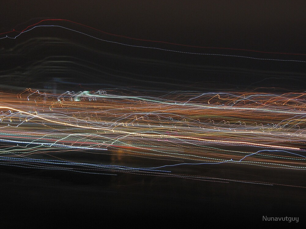 At the Speed of Light by Nunavutguy