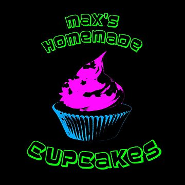 Max's Homemade CUPCAKES (green) by Minuik