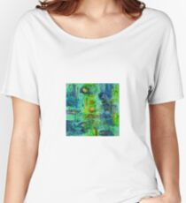 Green Allegory Women's Relaxed Fit T-Shirt