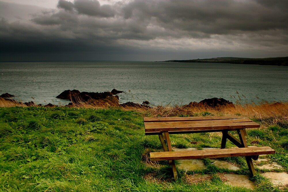 Lonely Seat by James Wedge