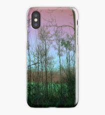 Salmon Sky ! iPhone Case