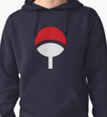 Uchiha clothes Pullover Hoodie