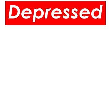 Depressed - Hypebeast by FreakinLu