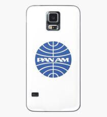 Pan Am Case/Skin for Samsung Galaxy