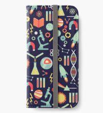 Wissenschaftsforschung iPhone Flip-Case/Hülle/Klebefolie