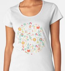 Science Studies Women's Premium T-Shirt