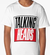 Talking Heads - logo Long T-Shirt