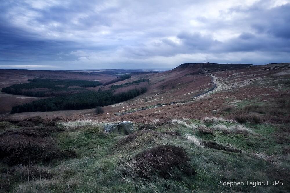Hathersage Moor, Peak District by Stephen Taylor, LRPS