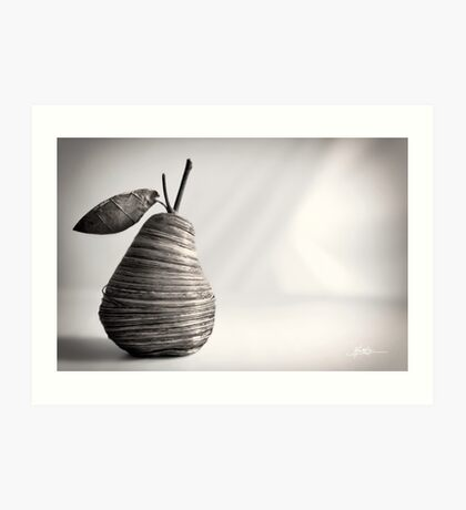 The Pear Art Print