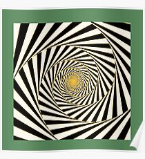 SPIRAL ILUSION Poster