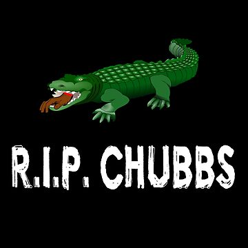 R.I.P. Chubbs - Happy Gilmore by everything-shop