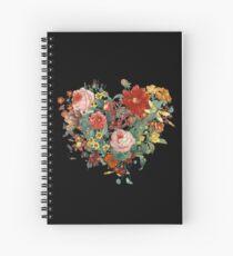 Love Bouquet Spiral Notebook