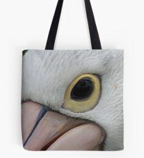 Pelican sees Tote Bag