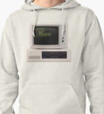 Material IBM PC Pullover Hoodie