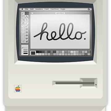 Material Macintosh by Phlum
