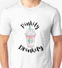 Pinkity Drinkity Unisex T-Shirt