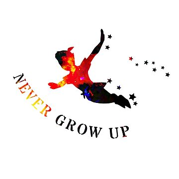 never grow up by AngelinaKovale