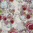 Crystal Carillon - Legs by KatArtDesigns
