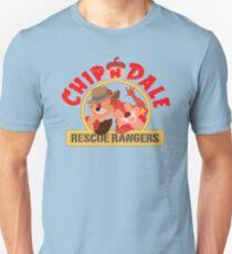 Chip N Dale: Rescue Rangers! Unisex T-Shirt