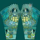Angel Hunters - Legs by KatArtDesigns