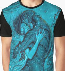 The Shape of Water Graphic T-Shirt