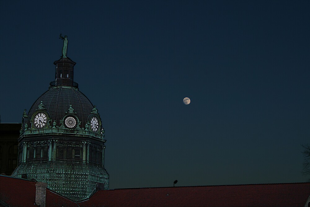Binghamton Courthouse by GPMPhotography
