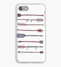 Eight Native Arrows iPhone Case/Skin
