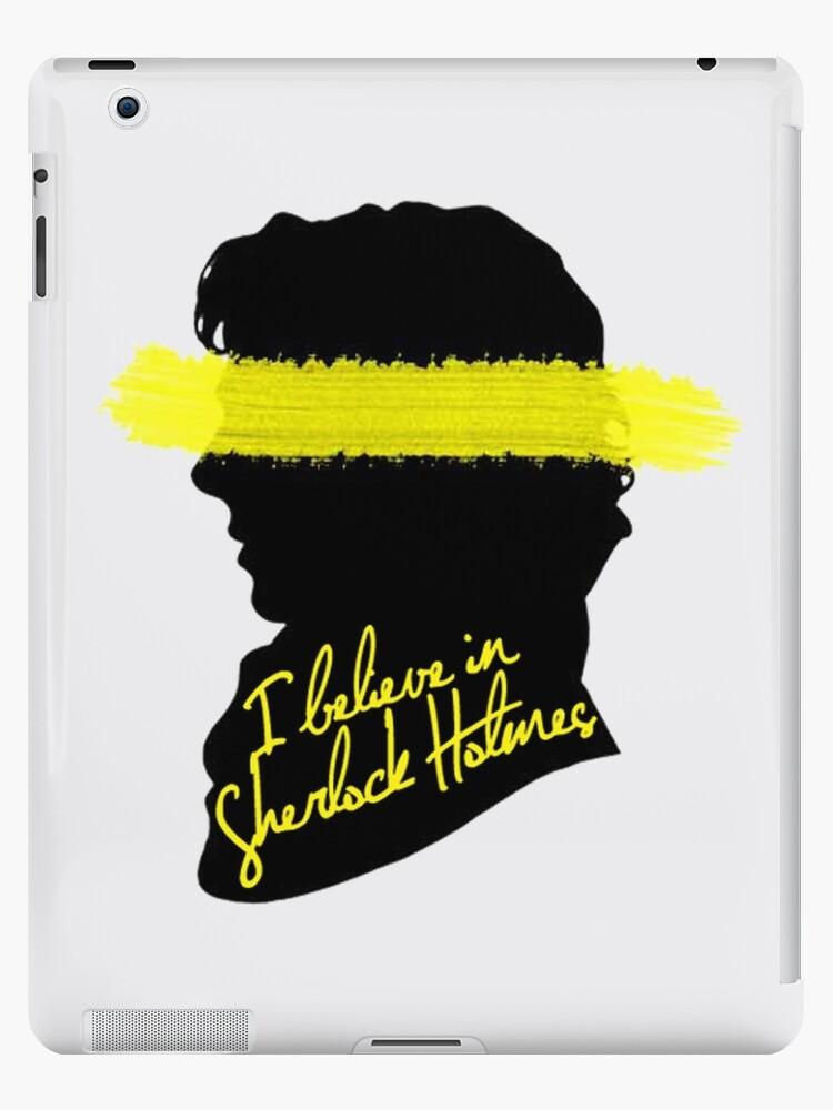 I Believe in Sherlock by fireflyjar
