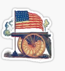 American history Sticker