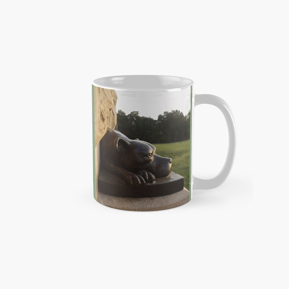 Sallie of the 11th Pennsylvania - Loyal Mascot (Green) Classic Mug