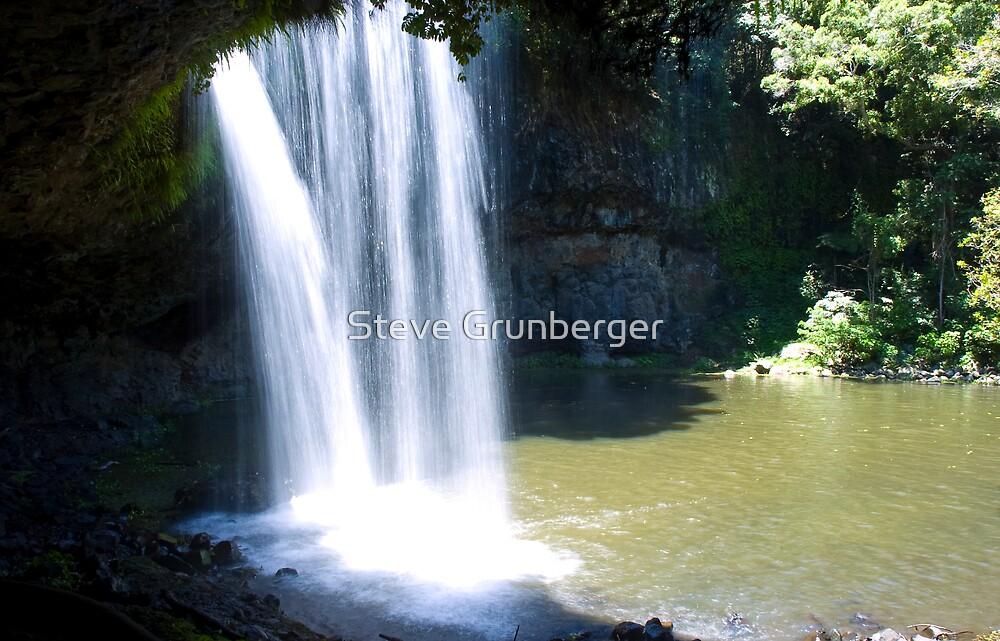 Killen Falls - Ballina NSW by Steve Grunberger
