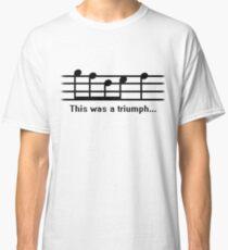 This was a Triumph Classic T-Shirt