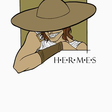 Hermes by greekamazon