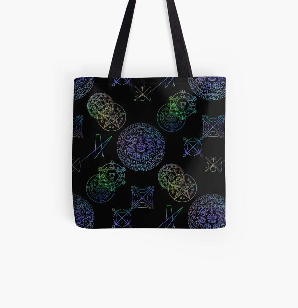 Defence Against the Dark Arts All Over Print Tote Bag