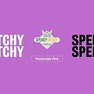 Spendy Spendy Mug - Predictable Pink by DressageDaddy